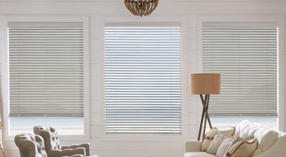 Local Faux Wood Blinds