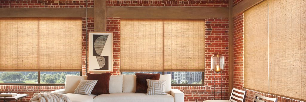 Troy Woven Wood Shades