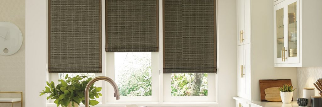 Woven Wood Shades For Sale